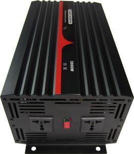 120VAC 60HZ ABD Soket 3000W Saf Sinüs Güneş Power Inverter Yüksek Verimlilik 12VDC