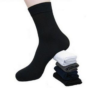 Großhandels-Neue Ankunftssocken-klassische Geschäfts-Männer Bambusfaser socken Mannsocken Sommer Gym Breathable Socken Heißer Verkauf 10Pairs / Lot
