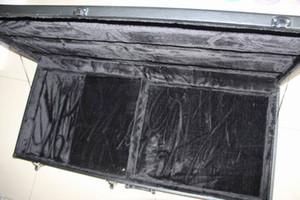 черный Hardcase Не продается отдельно для двойной гитары шеи