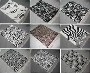 Sensación de algodón bufanda envoltura chal para mujer niñas damas bufanda espacio suave venta 50pcs / lot # 3927