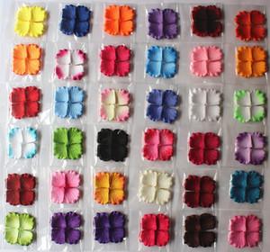 100 pçs / set Casamento Flores De Seda Artificial Romântico Pétalas De Rosa Deixa O Casamento Dos Namorados Favor Partido Mesa Tapete Confete Decorações