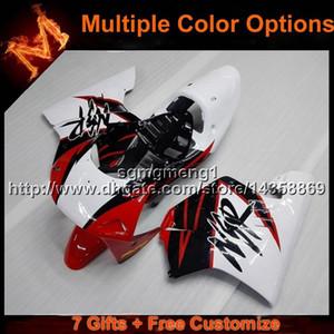 23colors+8Gifts RED motorcycle panels For Honda NSR250R MC28 1994-1996 MC28 94 95 NSR 250R MC28 96 ABS Plastic Fairing
