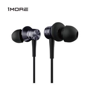 Earphones Xiaomi Youpin 1MORE E1009 Piston Metal Stereo Earphone In Ear Wired Headset Ear-buds
