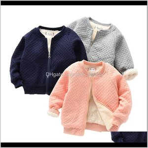 Jackets&Hoodies Childrens Athletic Outdoor Apparel Clothing Baby, & Maternity Drop Delivery 2021 Girls Thick Jackets For Clothes Kids Veet Zi