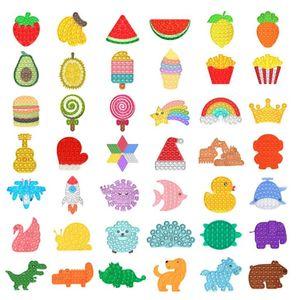 24h Schiff DHL Party Favor Tiktok Push Bubble Sensory Zappeln Spielzeug Relief Relief Stress und Angstspielzeug Geburtstagsgeschenke BJ02