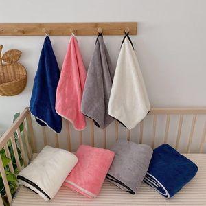 Fashion unisex bath beach towel Water absorption designer towels  70*140cm modern style home bathroom supplies