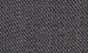 233686-3011 Pure wool high count worsted fabric [Grey Twill W100](FSA)