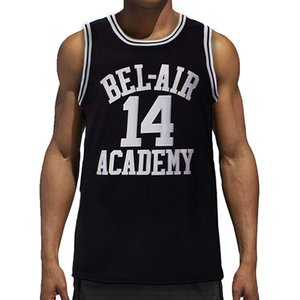 Top Stitched Letters Breathable Sleeveless Basketball Jersey Big and Tall Mens Clothing