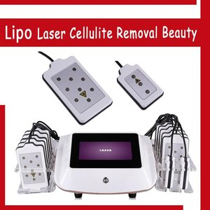 Non Invasive Portable Lipo Laser Machine 650nm 14 Pads Lipolaser Slimming Fat Burning Weight Reduce Liposuction Cellulite Removal Equipment