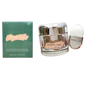 BRAND the neck and decollete cencentrate cream 50ml neck cream with brush