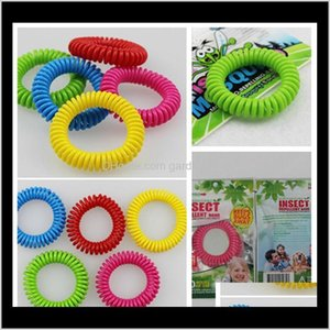 Repellent Bracelets Anti Mosquito Pure Natural Adults And Children Wrist Band Mixed Colors Pest Control T2I5991 C9Yp7 Wkgyq