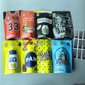 NUEVA BOLSA DE COOKIES 38 TIPOS 3.5G 1 8 California Medellín Ya Hami LondonChello Piña Polacela Mylar Cookies Runtz Bags S