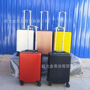 Trolley 20 Inch Color Case Adult Suitcase Universal Wheel Code Lock Luggage Student Storage