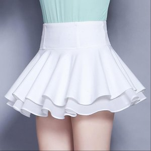 Women Skirts Short Skirt Sweet Summer Fashion Korean style sexy Female Mini pleated Womens lady Clothing Bottoms for Girl