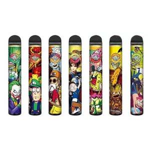 Authentic HAKA MAX Disposable Vapes E cigarettes Kits 2500 Puffs 1350mAh Battery Prefilled 8.5ml Cartridge Vape Empty Pen Genuine VS Bang xxl