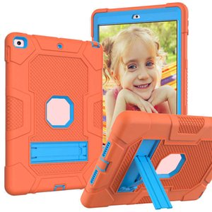 For iPad 10.2 inch Case Heavy Duty Shockproof Rugged Protective Cover Compatible with 8th 7th Gen 10.2\