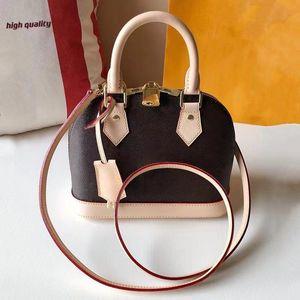 Classic Ladies Shell Bag Luxury Designer Handbags High Quality Retro Fashion Single Shoulder Crossbody Back