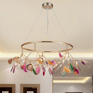 Chandeliers Nordic Luxury LED Modern Indoor Ceiling Chandelier Lighting Bedroom Light Firefly Living Room Kitchen Lights