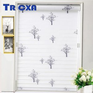 Blinds American And Canada Style Premium Shangri-la Triple Shads For Decoration