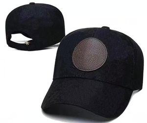 Gros designer Boucle noire Chapeau Femme Hommes Casquettes Plats Snap Snaps Dos de bonne qualité Chapeaux