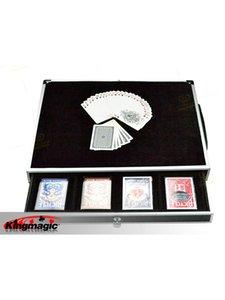 Magic Props  Close Up Case  Professional Stage magic Magic Product Drawer Box magician's Carryingcase multi-purpose