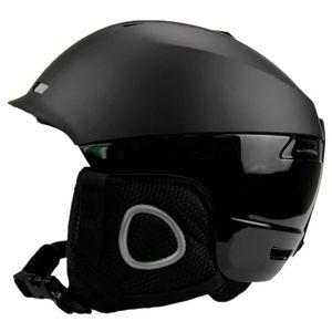 Mantenga cálido Skate Ski Helmet Adult Snowboard Goggle Sports Safety Skiing Molded Helmets