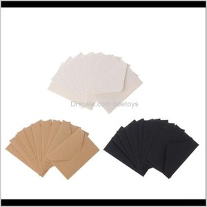 Bags Packing Office School Business & Industrial50Pcs Lot Craft Paper Envelopes Vintage European Style Envelope For Card Scrapbooking Gift Ma