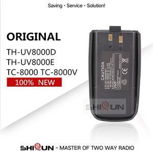 Walkie Talkie 1PC 2PCS Original Battery 3600mAh For TYT TH-UV8000D TH-UV8000E UV8000E TC-8000 TC-8000V 10W Radio UV8000D