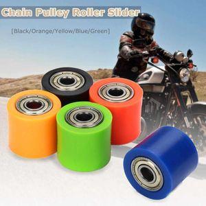 8mm Chain Roller Pulley Slider Tensioner Wheel Guide For Pit Dirt Mini Bike ATV Engine Assembly