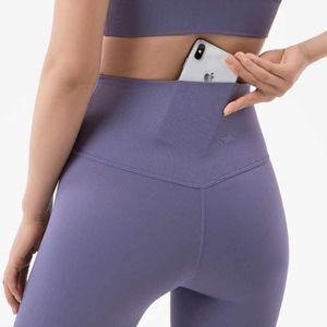 Leggings Tamaño asiático 80% Nylon 20% Spandex Calidad transpirable Mujeres Alta cintura fitness
