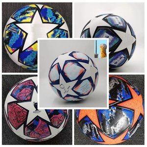 2021 European champion Soccer ball 20 21 Final KYIV PU size 5 balls granules slip-resistant football