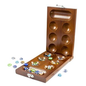 cala - children's and adults' solid wood game table, jigsaw puzzle, the oldt strategy game, imprsive giftsHC8T