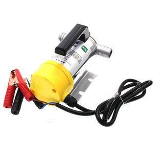 Diesel Oil Pump 12V 24V 220V Metering Kerosene Diesel Oil water Pump Filling Positive and negative function 50L