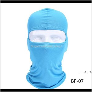 Designer Housekeeping Organization Home Garden Drop Delivery 2021 Autumn Winter Full Cover Balaclava Ski Motorcycle Cycling Mask Face Ninja S