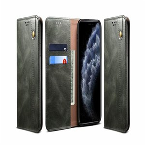 Luxury Wallet Flip PU Leather Cases For Iphone 12 11 PRO MAX 6 7 8 Galaxy Note 10 20 Ultra S21 S20 Plus
