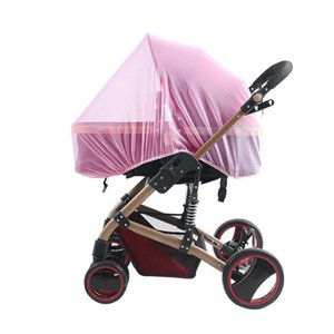 Baby strollers mosquito nets Fly Insect Protection Net Netting Buggy Full Cover Cart Pushchair Stroller Safe Mesh