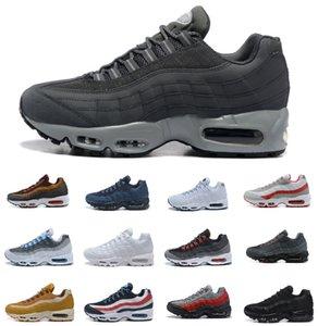 UndeFeated Ultra 95 OG x 20 aniversario Hombres corriendo Zapatillas deportivas 95S TT Entrenador Air Triple Negro Blanco Sole Gris Azul Alta Calidad Chaussures Hombre Zapato de tenis