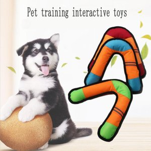 Pet Toy Dog Cat Oxford cloth Foam Chewing Toys Bite resistant Molar Teether Pets Supplies