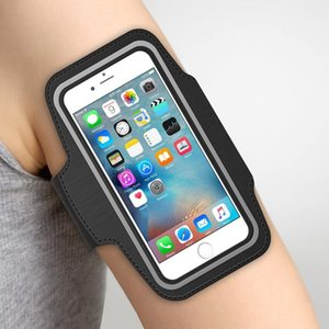 Universal sports armband cover running mobile phone pocket armband, suitable for smart phones