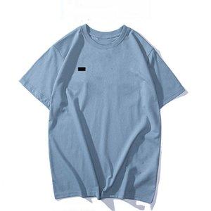 Mens Tees Summer 2021 Lusso manica corta Top Brand Printing Designer T Shirt Lettera Moda Collabora Cotton Hip Hop Vestiti