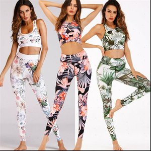 women Womens Tracksuits tracksuit Sports Gym Running Fitness Leggings Athletic Clothes Bra Pants Set AU Drop