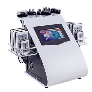 40K Ultrasonic Liposuction Cavitation Vacuum Slimming RF Fat Reduction Skin Lifting Beauty Equipment Weight Loss Machine