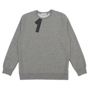 Мужские толстовки для толстовки Высококачественные перемычки мода мужская одежда буквы вышивка с длинным рукавом пуловер человека женщин повседневная хлопчатобумажная спортивная одежда Crewneck Hoody Plus