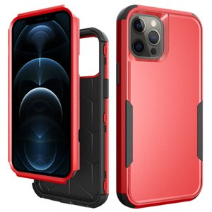 Heavy Duty Phone Cases For iPhone 12 Pro Mini 11 Xs Max XR X 6 6S 7 8 Plus Defender Shockproof Rugged Hybrid Armor Galaxy S21 Ultra Cover