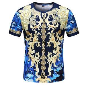 2021 Camiseta de moda SLETTER DISEÑADOR DISEÑADOR HOMBRE Y MOMENTARIO MONTAJE DE MUJERES T-shirt de manga corta al por mayor Tamaño de código M-3L