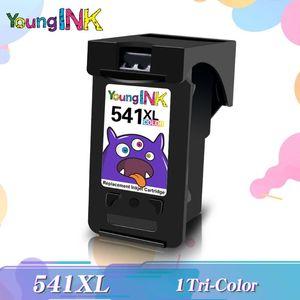 Ink Cartridges YOUNGINK 540XL 541XL Pg540 PG 540 CL 541 For Canon PIXMA MG3150 MG3200 MG3250 MG3500 MG3550 MG4150 Printer