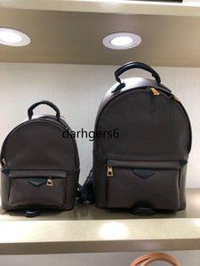 Yüksek Kaliteli Kadın Erkek Sırt Çantaları Lüks Tasarımcılar Çanta 2021 Yüksek Kalite Okul Omuz Çantası Moda Seyahat Paketleri 41568