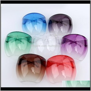 Cycling Caps Masks Womens Face Shield Goggles Safety Waterproof Glasses Antispray Mask Protective Goggle Glass Sunglasses 6 X2 Jx8Hl Lirbm