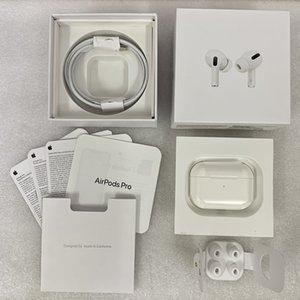 Original 1:1 Apple AirPods Pro Air Gen 3 Air Pods H1 Chip Transparency Earphones Wireless Charging Bluetooth Headphones AP3 Pro AP2 Earbuds 2nd Generation Headsets