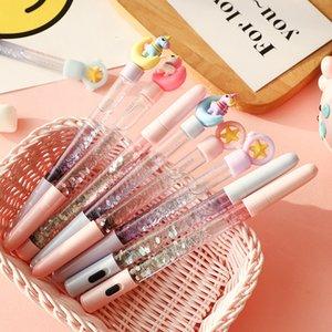 فطيرة القلم فتاة Tiktok، QuickSand، محايد، الكورية قليلا حلوة وصوت جميل، الجنية الحمراء، عصا سحرية، 0.5 ملليمتر